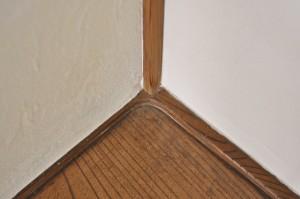 床の間の丸加工