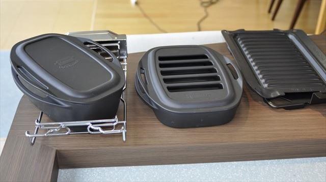 ダッチオーブンとココット